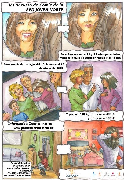 Concurso Comic Red Joven