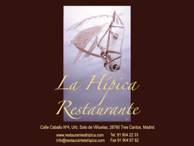 La Hípica Restaurante de Tres Cantos