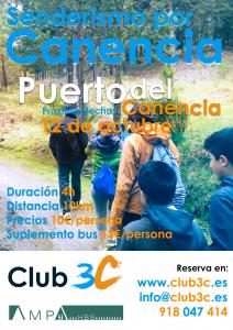 Para inscribiros:  http://club3c.es/adventures/inscripcion-ruta-puerto-de-canencia/
